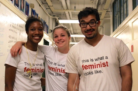 Celebrating International Day of the Girl 2013 in Global Feminism / Photo Credit Ming Cooke